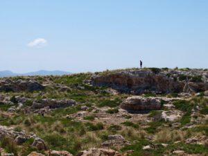 De eenzaamheid bij Cap de Cavalleria