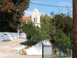Het kerkje van Chlomos