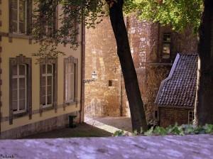 hofje/courtyard