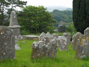 Typisch Engels kerkhof