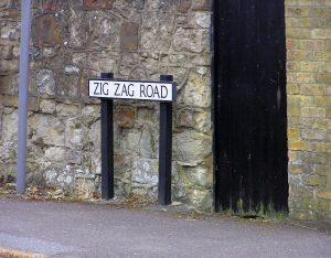Zig Zag Road