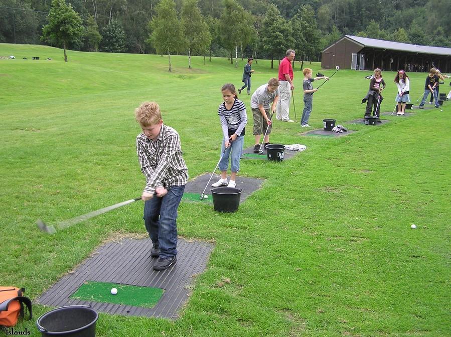 golfcursus/golfcourse