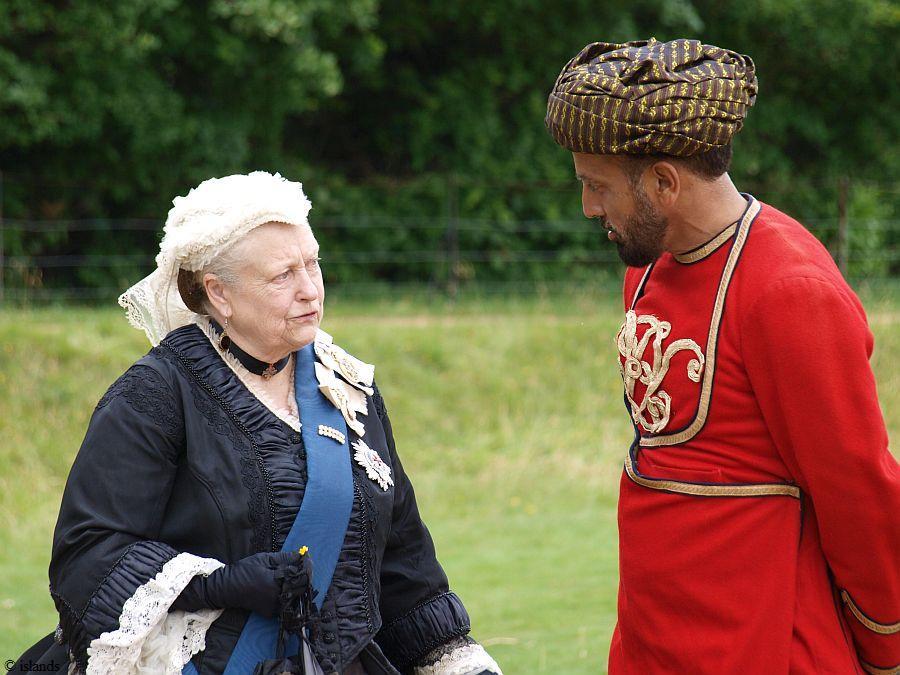 Verjaardag Queen Victoria