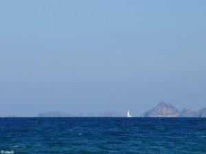 Zee en zon