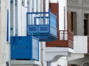 balkons/balconies