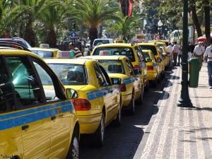 taxi\'s funchal