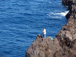 Vissen op Madeira