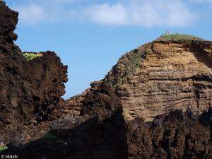 Rotsen op Madeira
