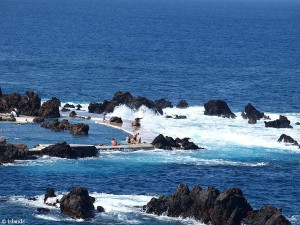 Zeezwembad Madeira