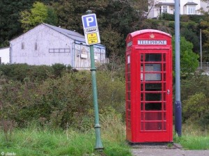 telefoon/telephone