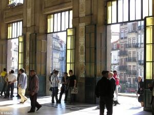 ingang/entrance