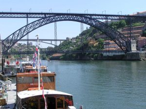 Bruggen in Portugal