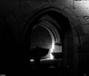 Crypte klooster Viseu