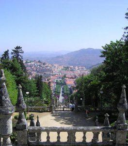 De kerk op de berg