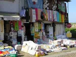 Stoffenwinkel in Valenca