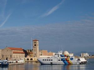 haven/harbour