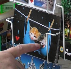 ansichtkaart/postcard