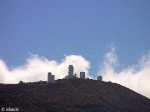 sterrenwacht Tenerife