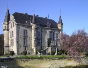 kasteel schaloen/schaloen castle
