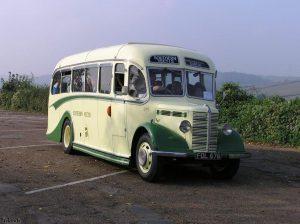 historische bus