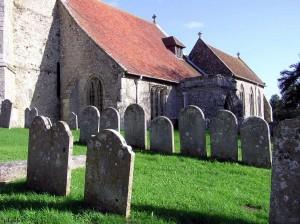 kerkhof/churchyard
