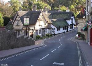 oud dorp/old village