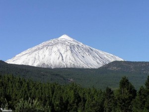 El Teide Teneriffa