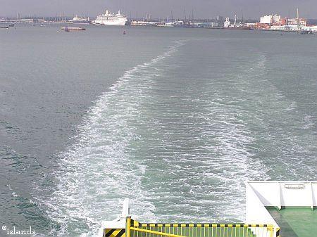 Hafen Southampton