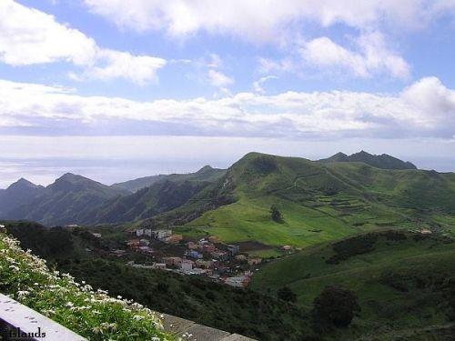landschaft teneriffa
