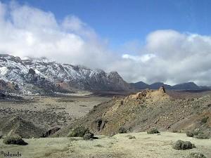 Pico el Teide - Teneriffa