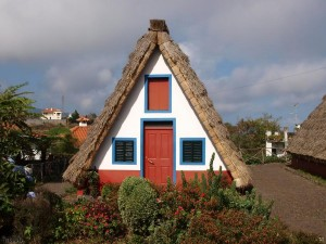 Madeira-Haus