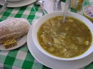 Lunch Kanalinseln
