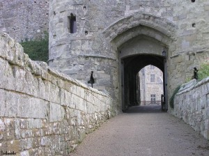 Carisbrooke Castle - Isle of Wight