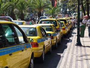 taxis madeira