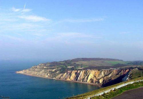 Alum Bay - isle of Wight