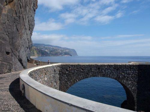 Küstenstrasse Madeira