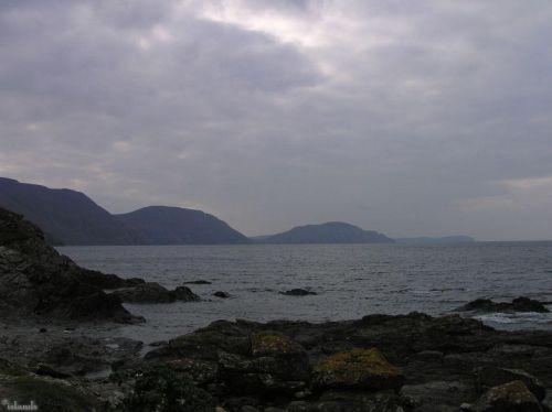 Isle of Man - Niarbyl Bay