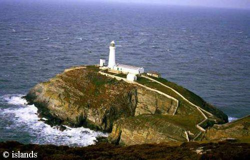 Anglesey - South Stack Lighthouse