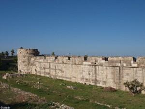 Burg Kos-Stadt