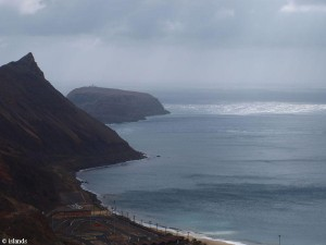 Küste Porto Santo