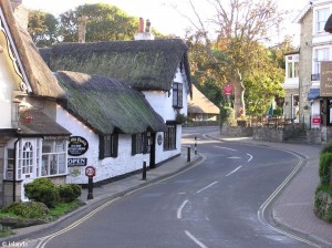 Old Village Shanklin - Isle of Wight