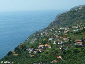 Küste Madeira