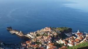 Fischerdorf auf Madeira