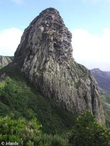 Felsen La Gomera