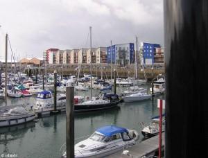 Yachthafen Saint Helier