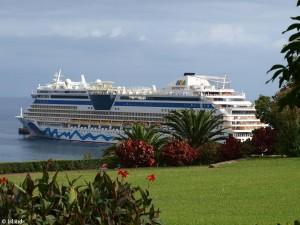 Kreuzfahrtschiff Madeira