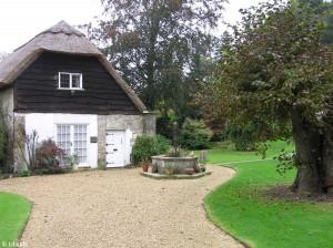 Ein englisches Cottage