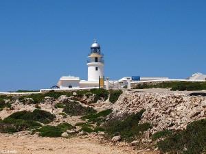 Am Kap von Menorca