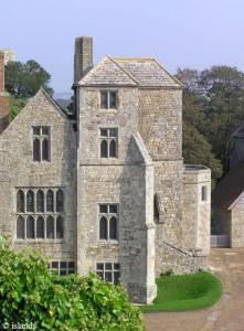 Carisbrooke Castle auf Wight