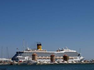 Hafen von Rhodos-Stadt